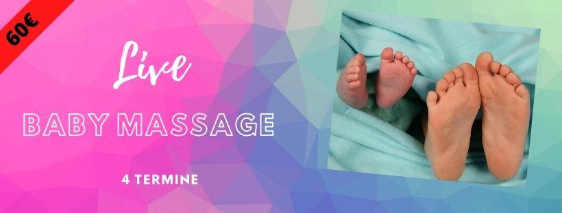 Babymassage Live Kursbild