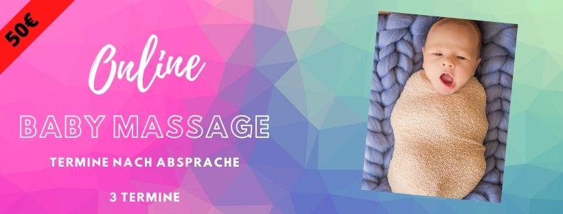 Babymassage Online Kursbild